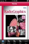 RSNA RadioGraphics screenshot 1/1