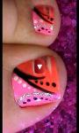 Cute Toenail Designs free screenshot 3/3
