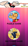 Unofficial Popeye Games Popeye The Sailor screenshot 1/1