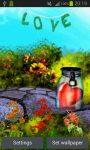 Love Spring Live Wallpaper screenshot 2/4