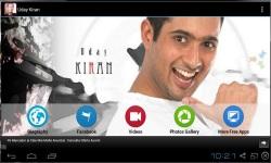 Uday Kiran Fan App screenshot 1/3