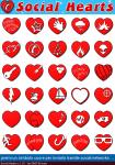 Social Hearts screenshot 1/5