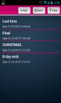 Notepad Sync screenshot 1/5