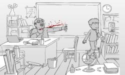 Bust Your Teacher II screenshot 2/4