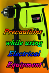 Precautions while using Electrical Equipment screenshot 1/3