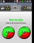 Microwave Dosimeter screenshot 4/4