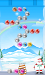 Christmas bubble war screenshot 3/4