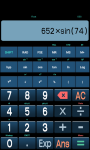 Better Scientific Calculator screenshot 2/6