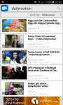 Quick Dailymotion Search and Widget screenshot 2/3