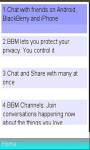 BBM Review screenshot 1/1