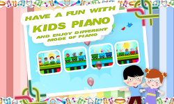 Kids Piano-Preschool Fun Music screenshot 2/5