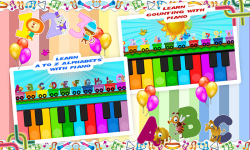 Kids Piano-Preschool Fun Music screenshot 3/5