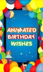 Animated Birthday Emoji screenshot 1/3