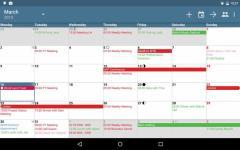 aCalendar Calendar Tasks source screenshot 2/6