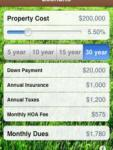 Loan Lite - Mortgage Calculator screenshot 1/1