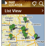 Fart Locator screenshot 1/2
