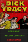 Dick Tracy  screenshot 1/3