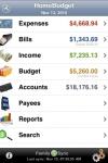 HomeBudget Lite (w/ Sync) screenshot 1/1