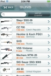Modern Weapons Sniper Rifles (Encyclopedia of Guns) screenshot 1/1