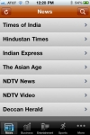 All India News Reader screenshot 1/1
