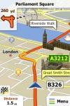 Navigation for UK & Ireland - iGO My way 2010 screenshot 1/1