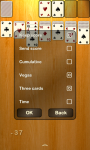 Smooth Solitaire screenshot 3/4