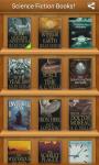 Science Fiction Books app screenshot 2/3