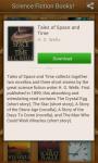 Science Fiction Books app screenshot 3/3