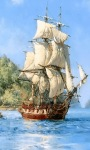 Sailing Ship Live Wallpape screenshot 2/3