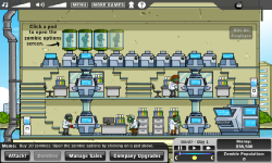 Zombies Inc screenshot 5/6