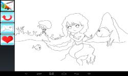 Magic Paint For Kids screenshot 1/4