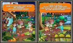 Free Hidden Object Games - The Graveyard screenshot 2/4