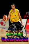 Rules to play Wheelchair Basketball screenshot 1/3