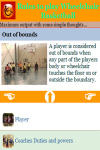 Rules to play Wheelchair Basketball screenshot 3/3