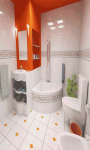 Bathroom Tile Ideas free screenshot 1/3