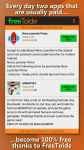 FreeToide - Paid Apps for Free screenshot 1/3