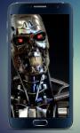 Iron Transformer 3D Live Wallpaper screenshot 1/4