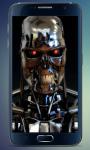 Iron Transformer 3D Live Wallpaper screenshot 3/4