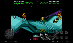 Battle Toads vs Aliens screenshot 2/4