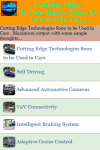 Cutting Edge Technologies Soon to be Used in Cars screenshot 2/3
