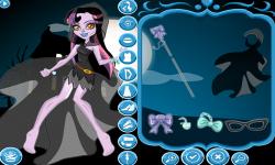 Monster High River Styxx screenshot 1/3