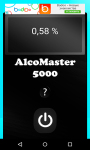 AlcoMaster screenshot 2/2