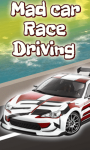 MAD CAR RACE DRIVING screenshot 1/1