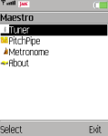 Maestro screenshot 1/1