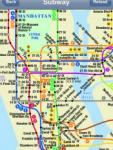 New York City Maps - Download Subway, Bus, Rail Maps and NYC Tourist Guides. screenshot 1/1