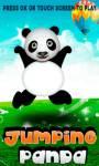 Jumping Panda screenshot 1/6