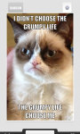 Grumpy Cat Meme Generator screenshot 2/3