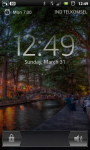 San Antonio Riverwalk Cafe Live Wallpaper screenshot 2/6