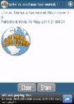 LiveScore Droid screenshot 3/3