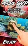 JellyFish 3D in your phone LWP free screenshot 3/4